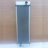 Радиатор экскаватора Komatsu PW180-7EO