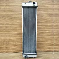 Радиатор экскаватора Komatsu PC200-8MO