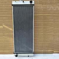 Радиатор экскаватора Komatsu РС400-7