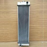 Радиатор экскаватора Komatsu PC200-8EO