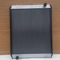 Радиатор экскаватора Komatsu PC220-6