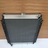 Радиатор экскаватора Komatsu PC200-6
