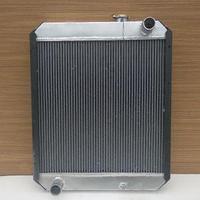 Радиатор экскаватора Komatsu PC75UU-3