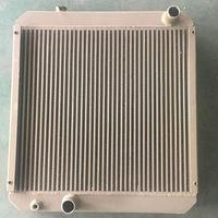 Радиатор экскаватора Komatsu PC100-5