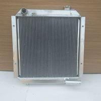 Радиатор экскаватора Komatsu PC50UU-2
