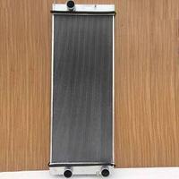 Радиатор экскаватора Komatsu PC600-8