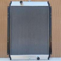 Радиатор экскаватора Komatsu PC300-7