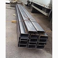 Швеллер гнутый стальной 120х60х1,5 мм