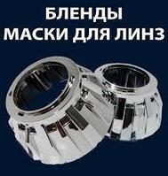 Бленды маски для линз