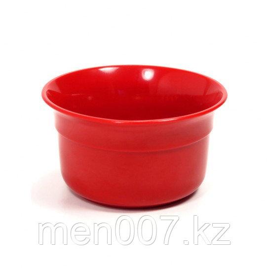 Omega (омега чаша для бритья) (красная) 227/RO
