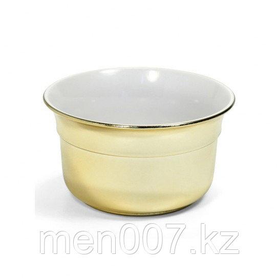 Omega (омега чаша для бритья) (золотая) 227/BD
