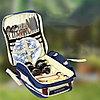 Набор сумка пикника на 4 персон