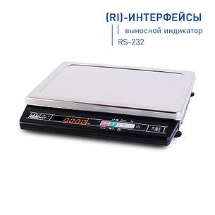 Многофункциональные настольные весы МК-3.2-А21 (RI), фото 2