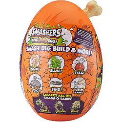 Smashers Гигантское яйцо динозавра, в ассортименте