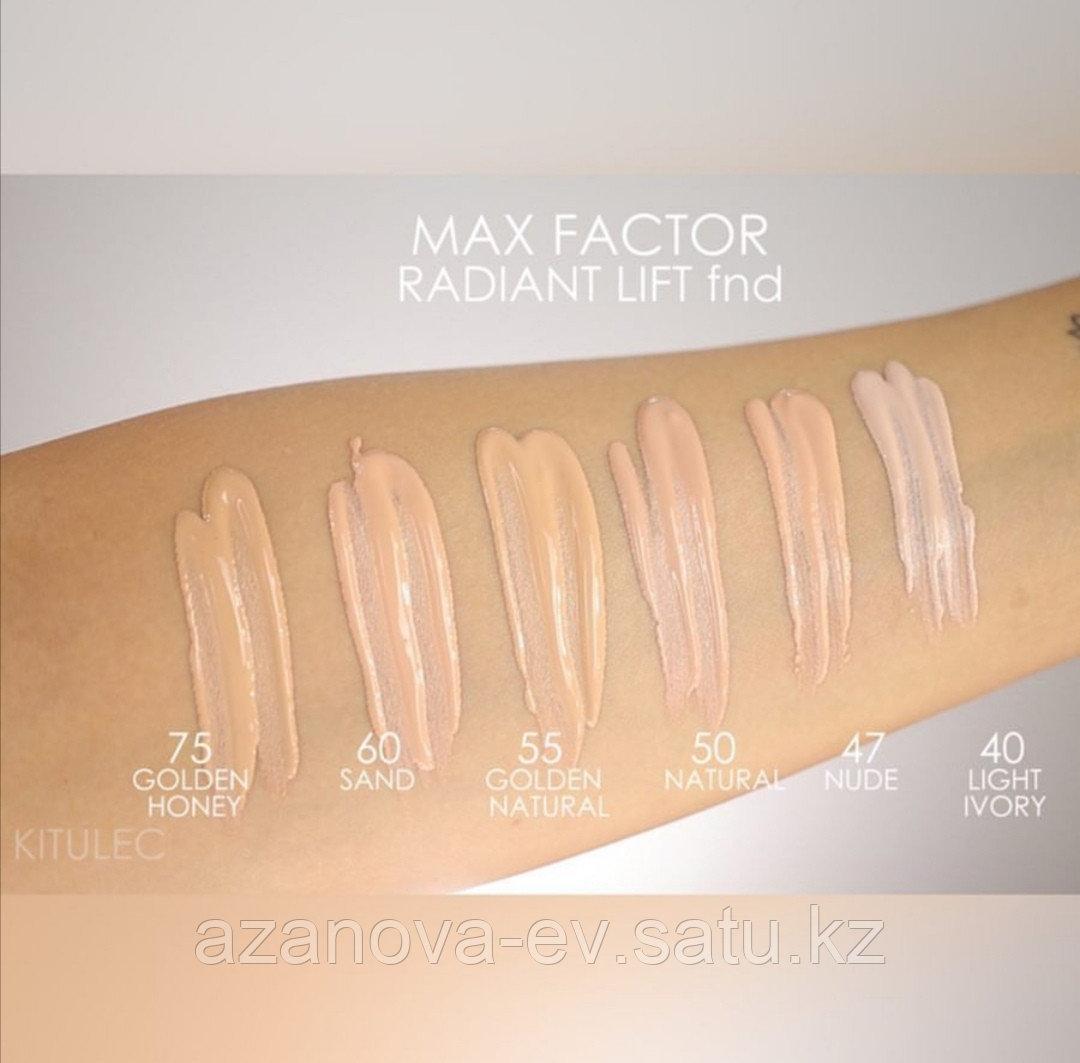 Тональная основа MAX FACTOR RADIANT LIFT - фото 7