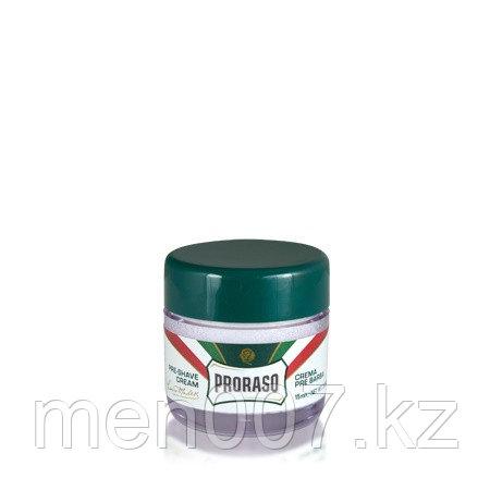 PRORASO Crema Pre Shave (Крем до бритья прешейв) 15 мл