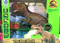Динозавр на радиоуправлении интерактивный 8909