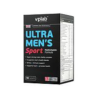 Мультивитамины VPLab - Ultra Men's Multivitamin Formula, 90 каплет
