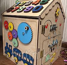Бизидомик iWoodBox 30х30х40см, фото 2