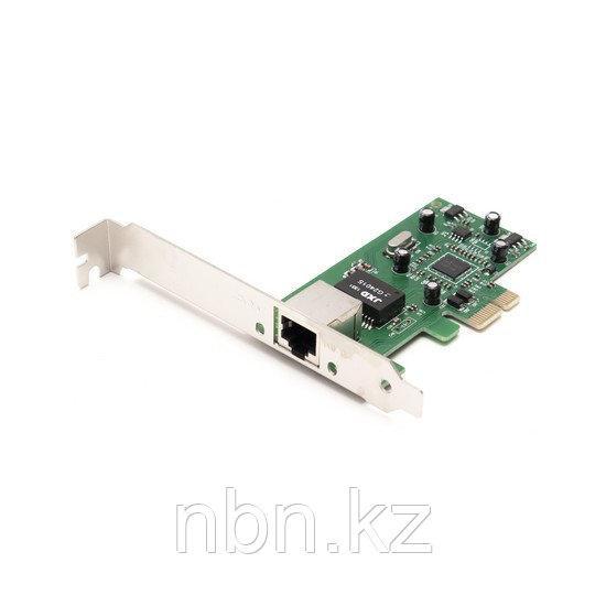 Сетевая карта Deluxe DLNe-G RTL8169S 10/100/1000 Mb/s PCIe