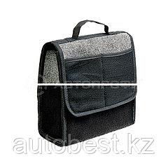 TRAVEL сумка в багажник сер 28х13х30 1/24
