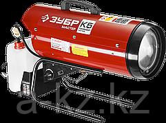 Дизельная тепловая пушка ЗУБР ДП-К5-15000, МАСТЕР, 220 В, 14,0 кВт, 300 м.куб/час, 5 л, 1,3 кг/ч