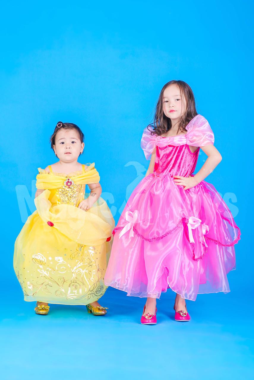Новогоднее пышное платье Авроры