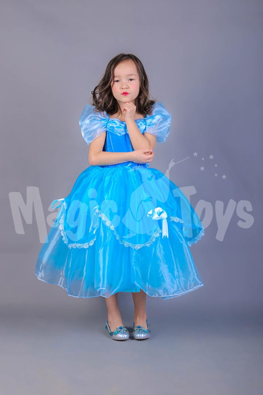 Бальное платье Золушки на новый год