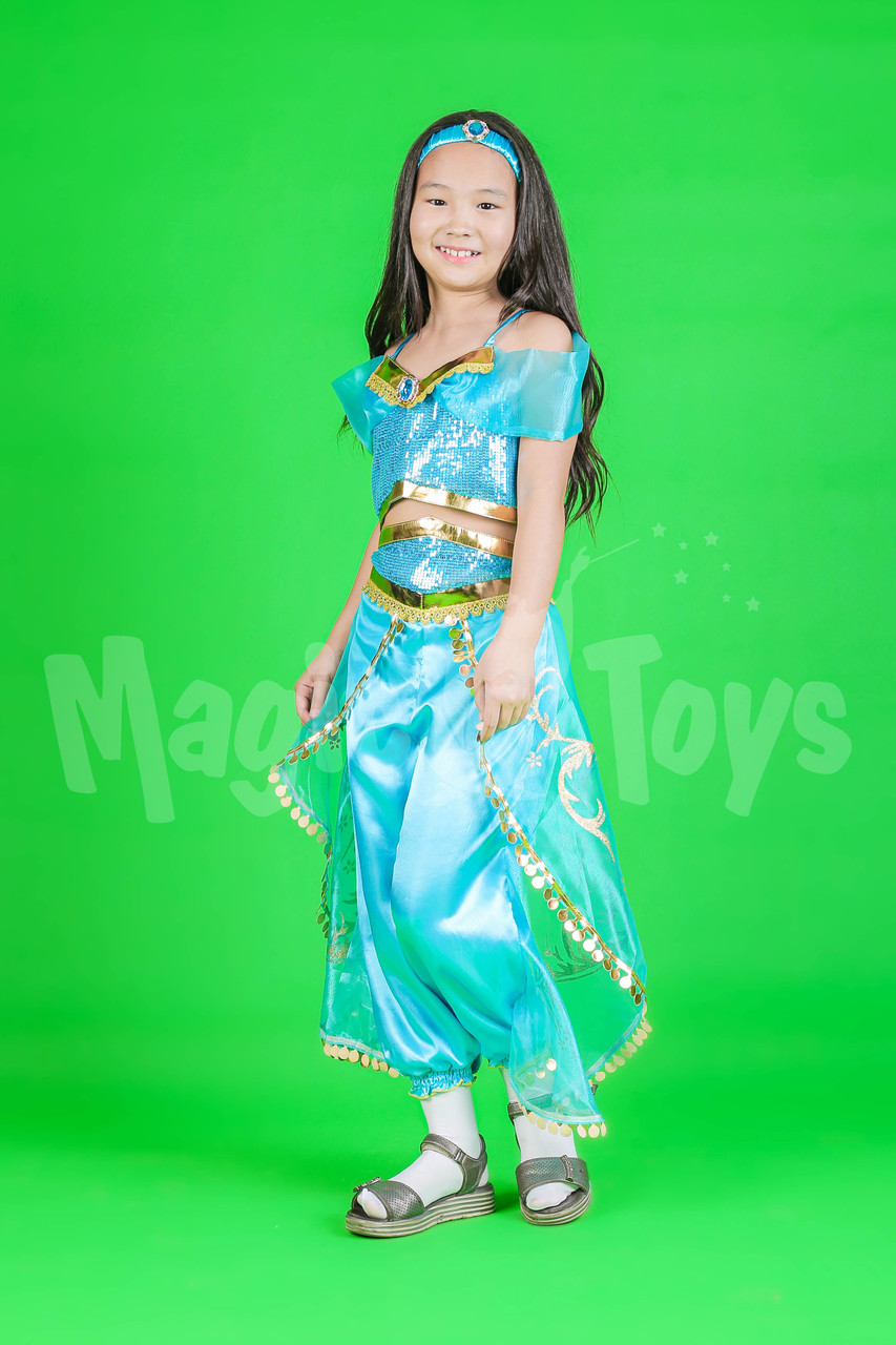 Карнавальный костюм Жасмин