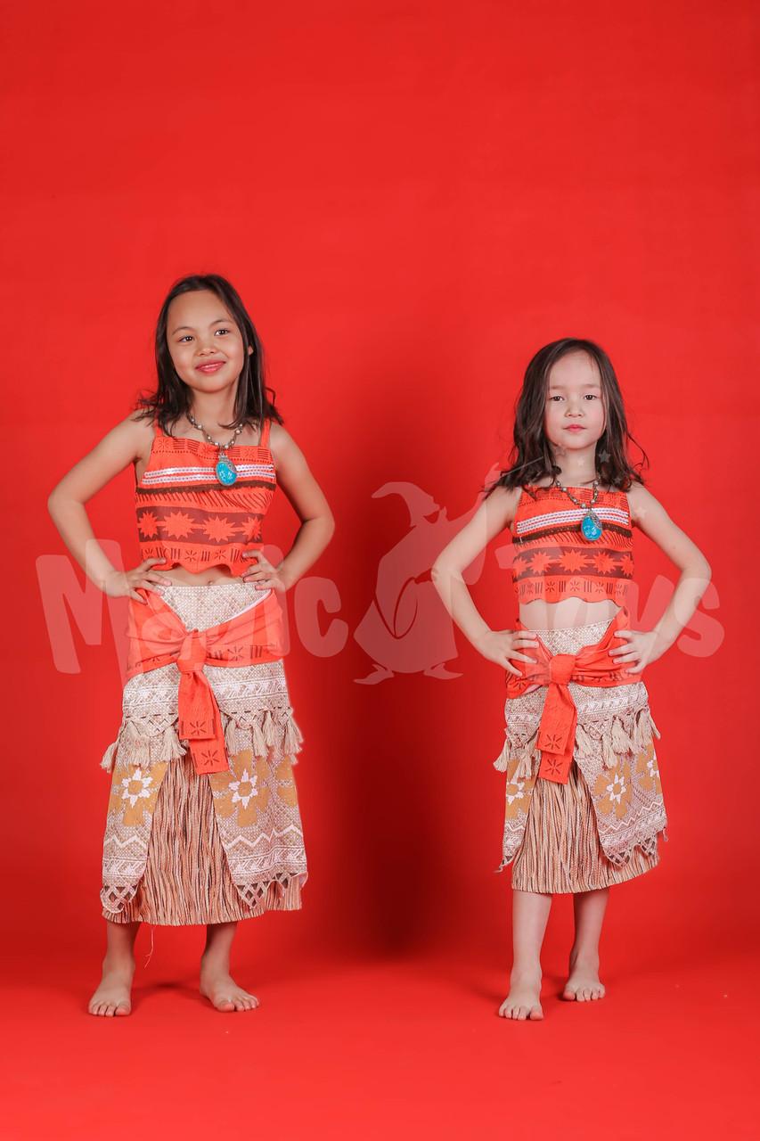 Карнавальный костюм Моаны