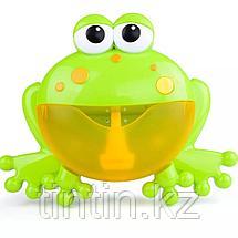 Игрушка для купания пускающая пузыри Bubble Frog, фото 3