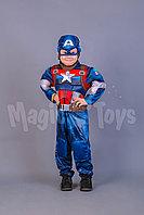 Новогодний костюм Капитана Америки, фото 1