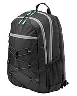 """Сумка для ноутбука HP 1LU22AA Active Black Backpack, 15.6"""""""