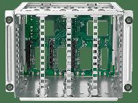 Корзина HP 8-SFF Cage/Bkpln Kit (662883-B21)