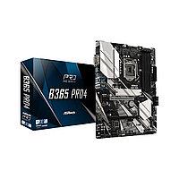 Материнская плата ASRock B365 PRO4, Socket 1151 (8-9 серии), 4xDDR4 (2666), 6xSATA3 RAID, 1xUltra M.2 (PCIe Gen3 x4), 1xUltra M.2 (PCIe Gen3 x4 &