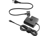 Адаптер HP Europe SFF USB-C AC (X7W50AA#ABB)