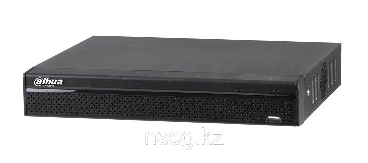 16 канальный видеорегистратор, Penta-brid пентабрид (аналог, HDCVI, TVI, AHD, IP) DAHUA XVR5216AN-4KL-X