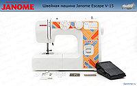 Швейная машина Janome Escape V-15 White, фото 7