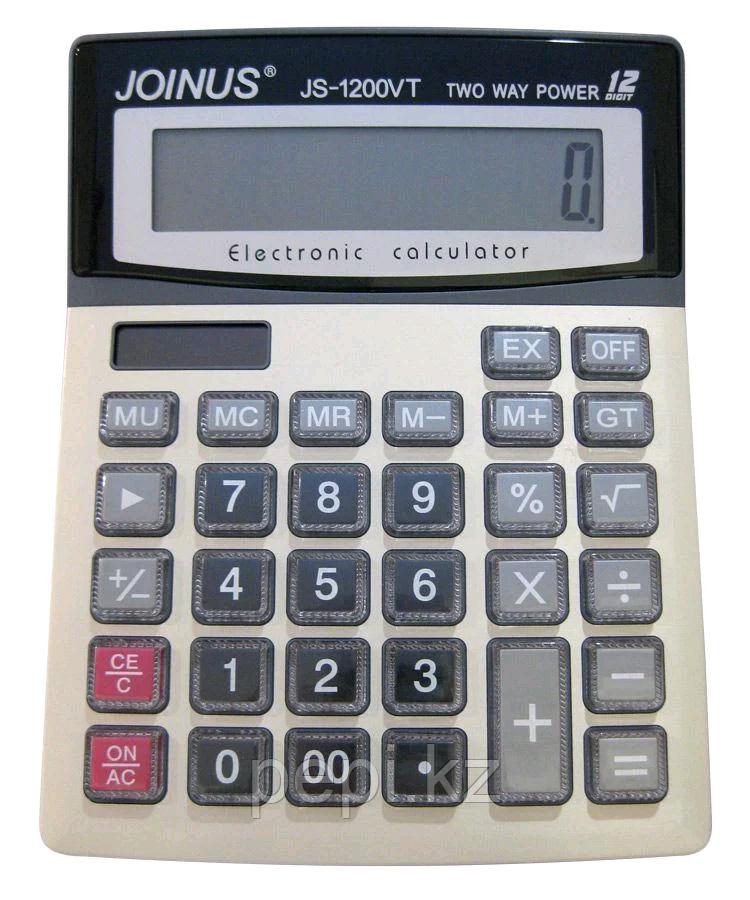 Калькулятор Joinus-1200, 12 разр (14,5*18,5см)
