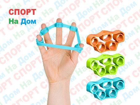 Реабилитационный эспандер для пальцев Зеленый, фото 2