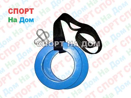 Детские гимнастические кольца (дерево)