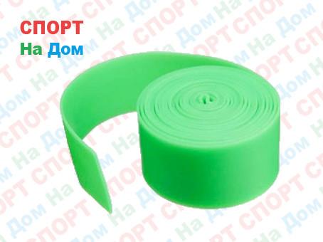 Резиновая эластичная лента эспандер для фитнеса, бокса 2,4 метра