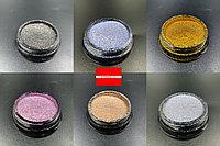 Дизайн для ногтей Звездная пыль шиммерный песок 1гр Boya, фото 1