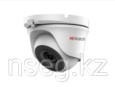 HiWatch DS-T203A 2Мп Уличная  купольная HD-TVI камера с ИК-подсветкой до 20м, фото 2