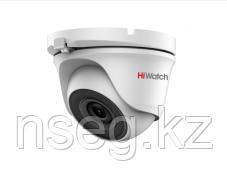 HiWatch DS-T203S 2Мп Уличная купольная HD-TVI камера с ИК-подсветкой до 30м
