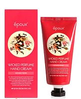 Крем для рук Epoux Wicked Perfume Hand Cream Rose 80 ml.