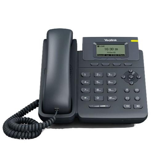 IP телефон Yealink SIP-T19P E2, SIP 1 линия, PoE, с БП