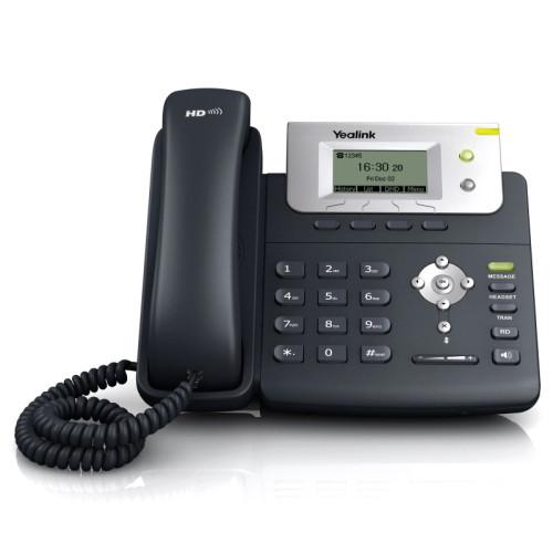 IP телефон Yealink SIP-T21P E2, SIP 2 линии, PoE, с БП