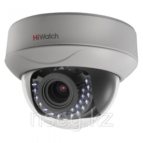 HiWatch DS-T207P 2Мп внутренняя купольная HD-TVI камера с ИК-подсветкой до 30м, фото 2