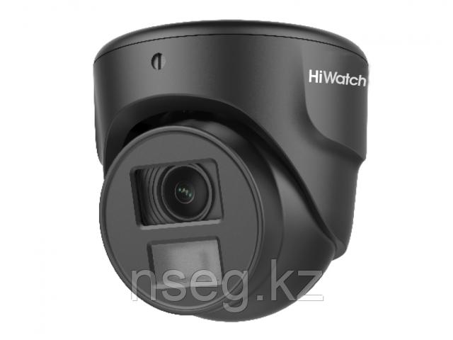HiWatch DS-T203N 2Мп внутренняя купольная HD-TVI камера с ИК-подсветкой до 20м